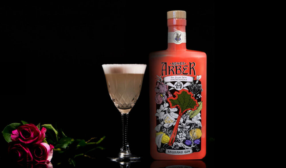 Introducing Agnes Arber Rhubarb Gin