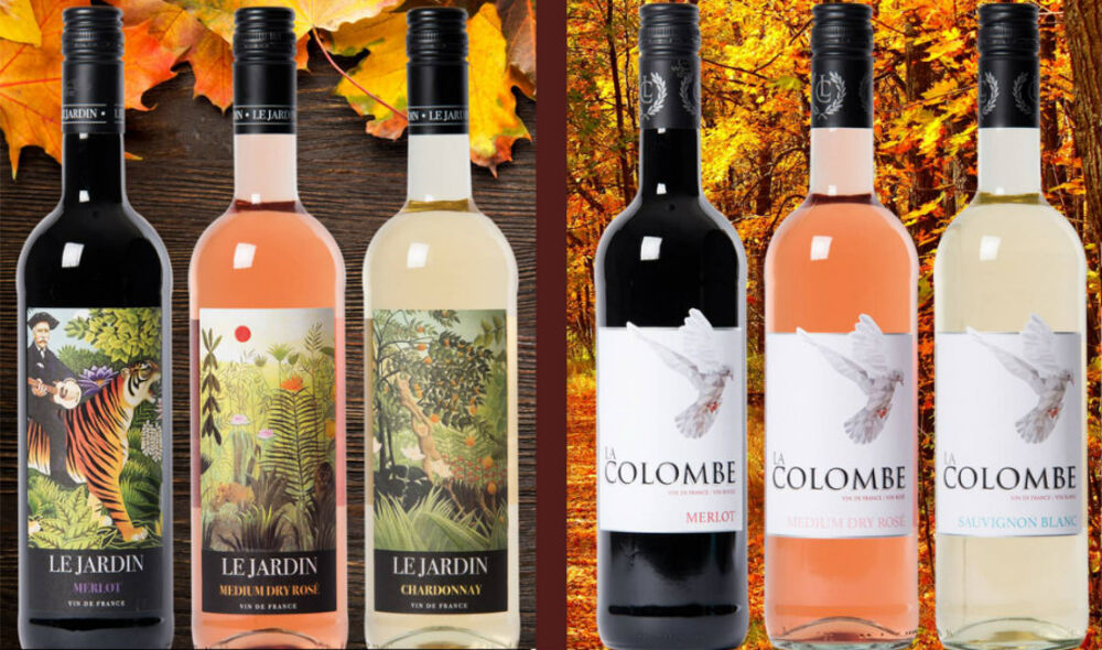 New Wines For Autumn