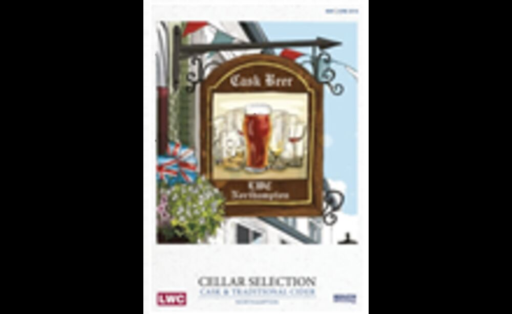 LWC Northampton Cellar Selection Brochure