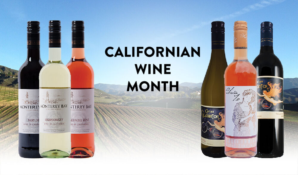 Focus On: Californian Wine
