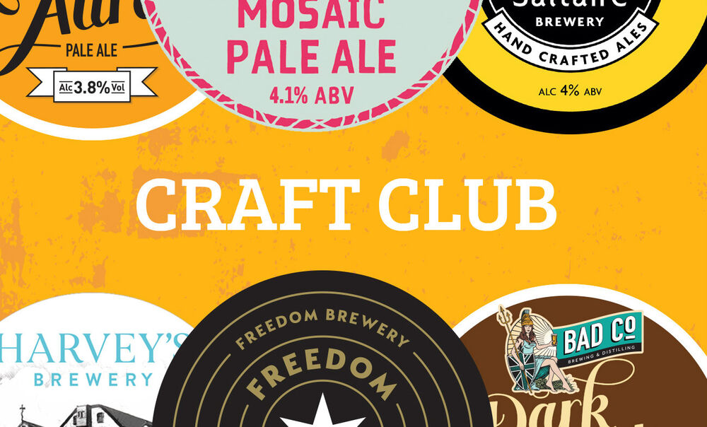 INTRODUCING - CRAFT CLUB