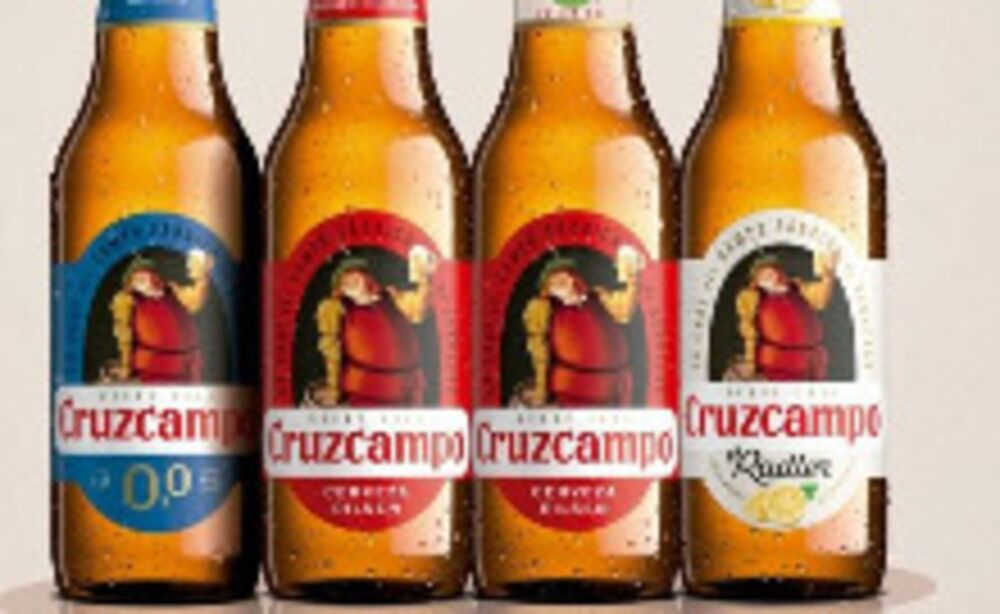 Cruzcampo One Pager