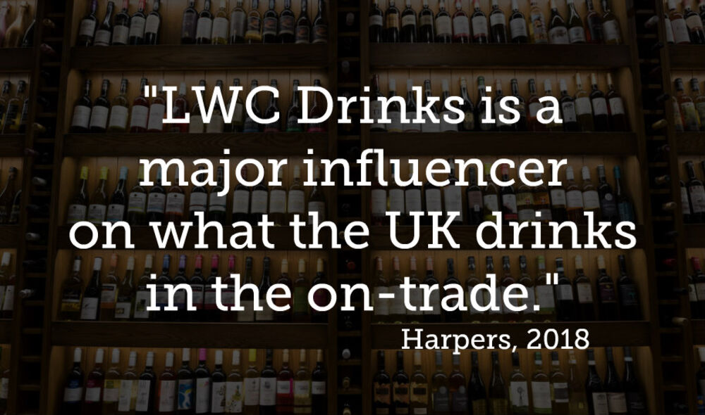 LWC Named In Top 3 Influential Wholesalers In The UK
