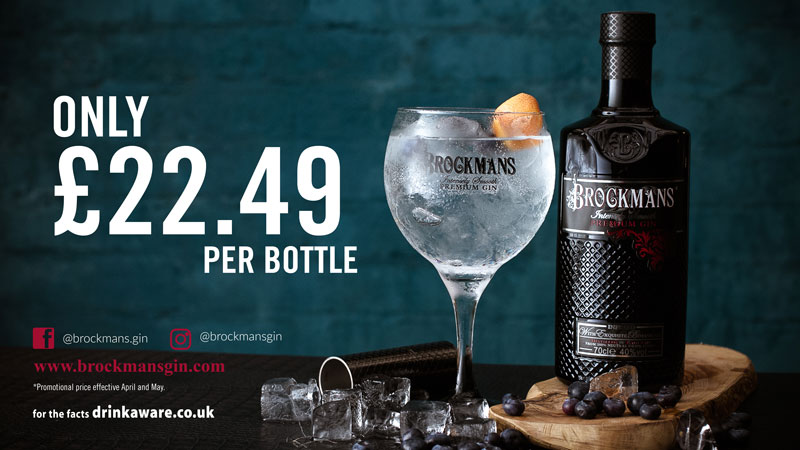 BROCKMANS GIN DEAL
