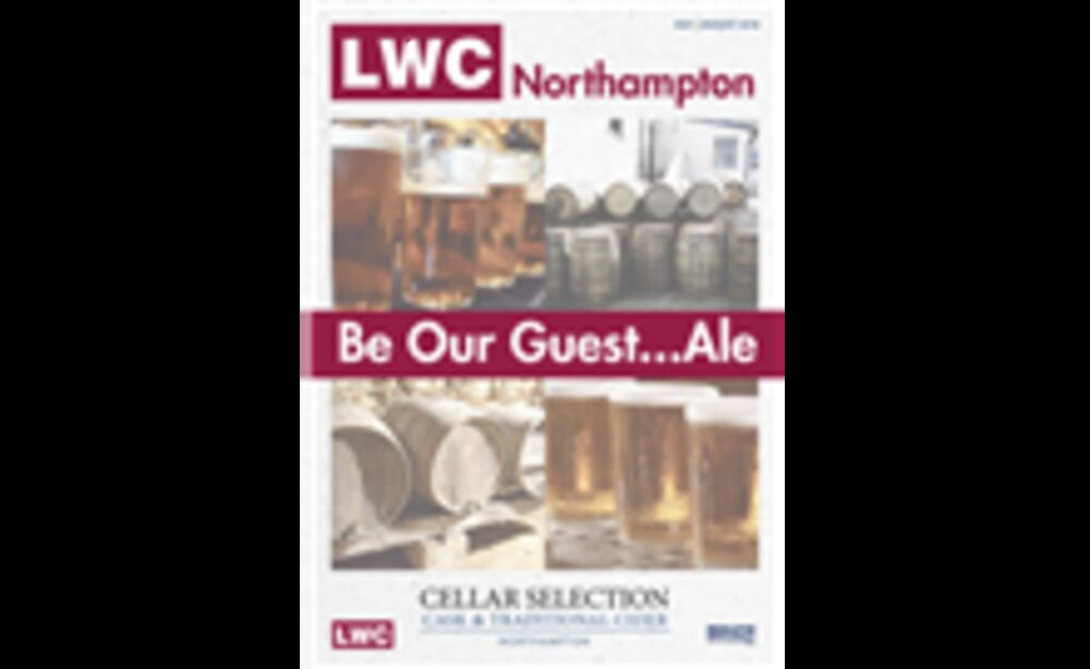 LWC Northampton Cellar Selection - July/August