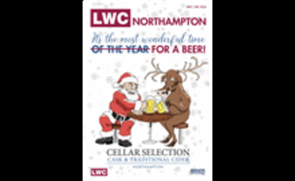 Northampton November/December Cask Brochure