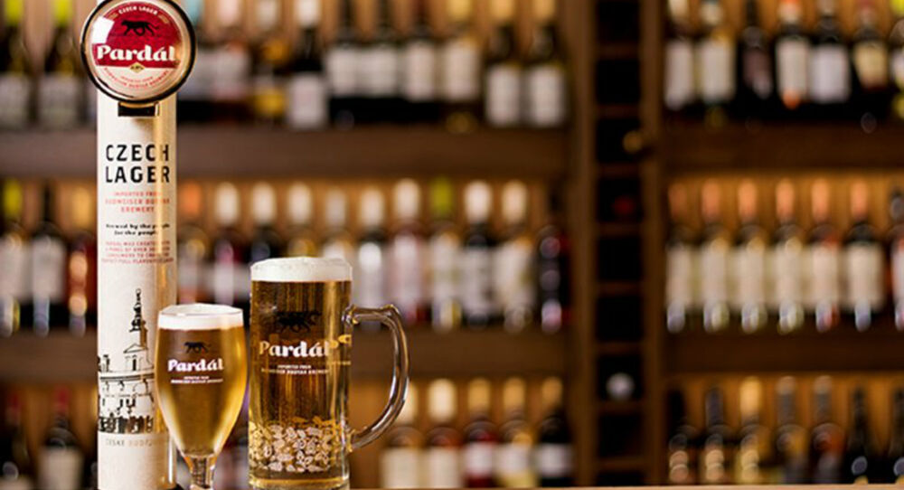 Czech session lager Pardál lands in the UK