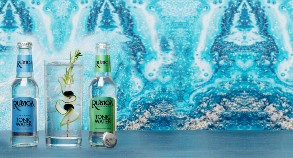 Introducing: Rubica Tonic Water