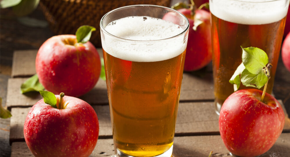 Make Room for Cider