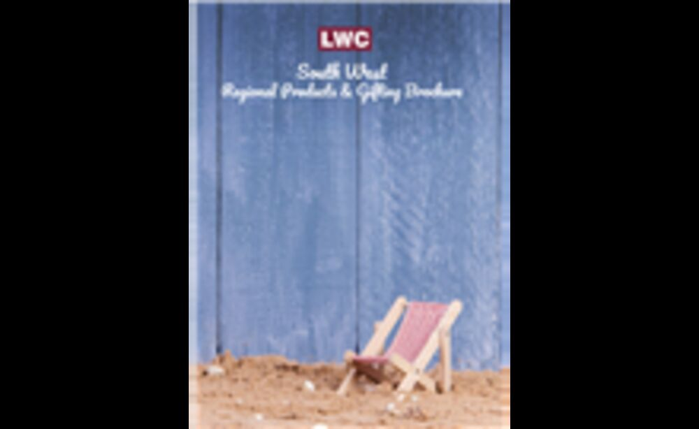 LWC Gifting Brochure - South West & Cornwall