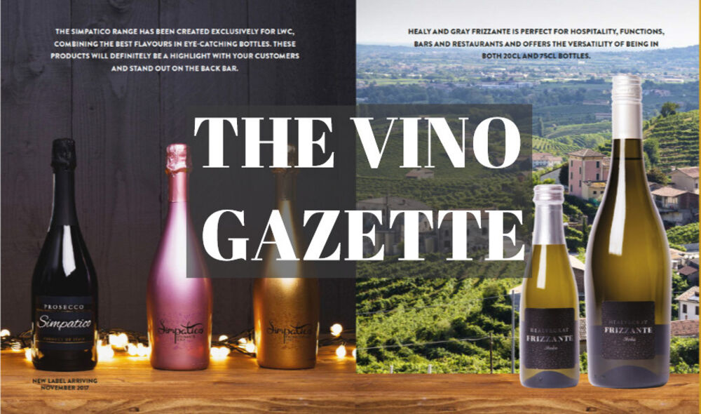 The Vino Gazette - October Issue 2017