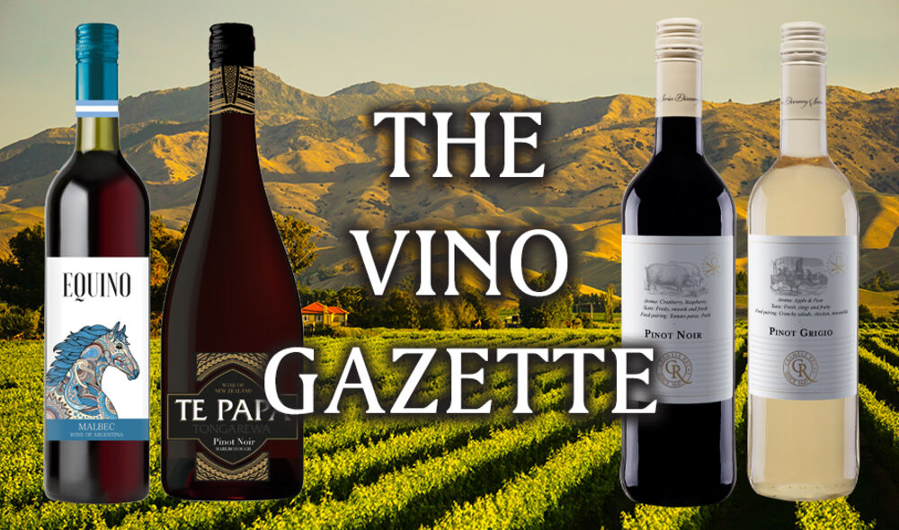 The Vino Gazette - February Issue 2018