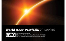 LWC World Beer & Draught Portfolio